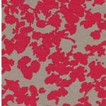 SELINA Viskosejersey Blüten koralle beig