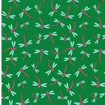 SCARLET DRAGONFLY Jersey Libellen grün