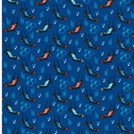 BLUEBEARD Jersey Hummer blau