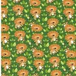DJUNGLE Jersey kleine Löwen grün