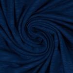 MILENA FS19 Viskoseslubjersey dunkelblau
