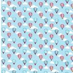 FUN HOUSE Jersey Heißluftballons hellbla
