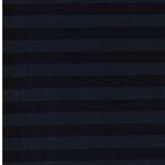 NADIA Viskosejersey Streifen Lurex navy