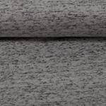 DORIS beschichteter Jersey grau