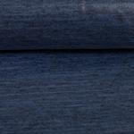 DORIS beschichteter Jersey dunkelblau
