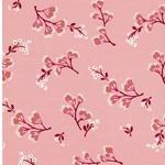 DELICIA Viskose Blüten lachsrosa