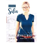 Prülla Papierschnittmuster Shirt SILIA