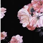 MATTI Jersey Rosen rosa schwarz
