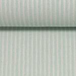 Baumwoll-Gemisch Leinenoptik mint