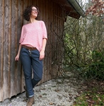 Freuleins Schnittmuster Jeans GLORIA