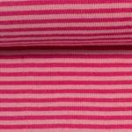 ANDY Ringelbündchen 420g/m² rosa pink