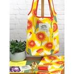 Nähpaket MakemeTakeme Blumen+Schrägband