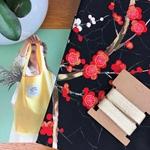 Nähpaket MakemeTakeme Sakura OHNE LABEL