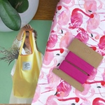 Nähpaket MakemeTakeme FlamingoOHNE LABEL