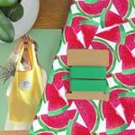 Nähpaket MakemeTakeme Melone OHNE LABEL