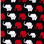 ELEPHANT PARADE Jersey dunkelblau rot