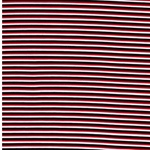 PARADE STRIPES Jersey dunkelblau rot wei