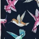 THEO Jersey Kolibris marine bunt