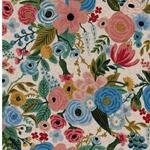WILDWOOD Garden Party Canvas Blumen bunt