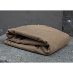 HEAVY WASHED CANVAS brown khaki