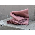 HEAVY WASHED CANVAS pale pink