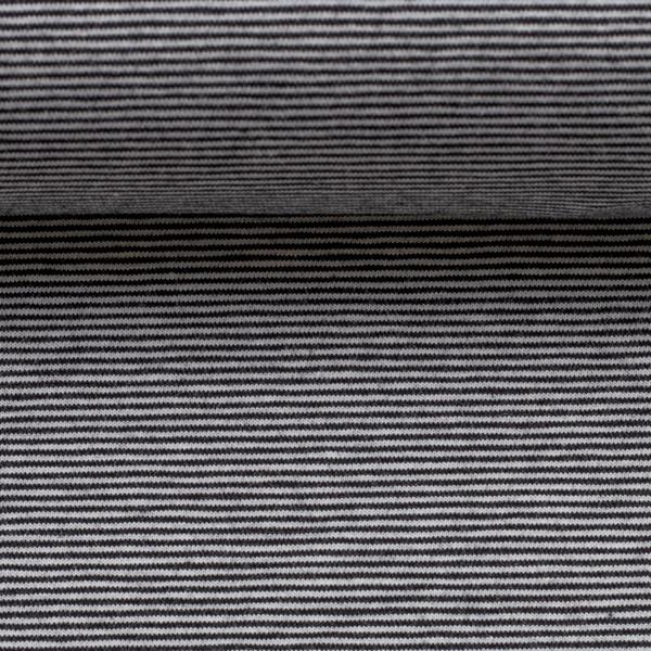 BELLA Ringeljersey schwarz weiß