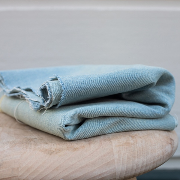 HEAVY DENIM Jeans light blue 12.5 oz