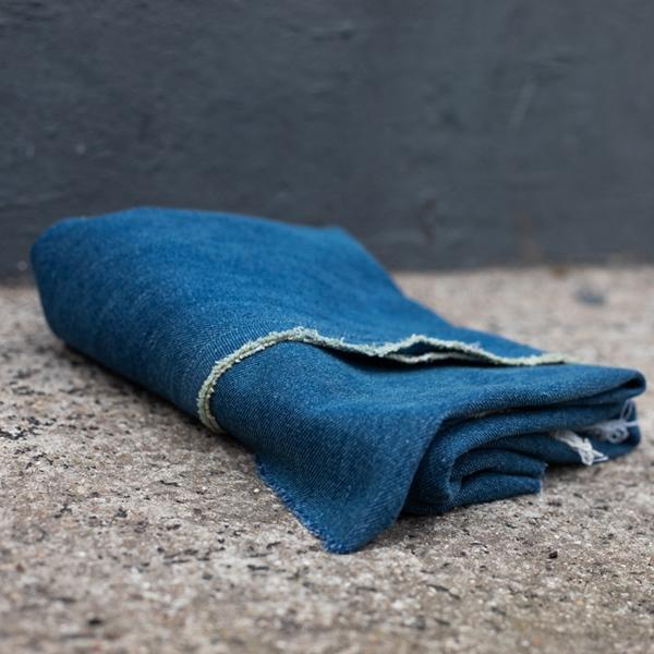 WASHED DENIM Jeans mid blue 10 oz