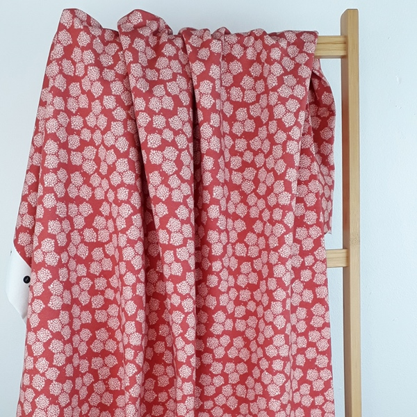 BLOSSOM by Lila Lotta French Terry koral