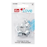 PRYM Love 6 Tasselkappen 10+16mm