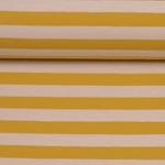 ISA HW19/20 Jersey Streifen 1cm maisgelb