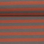 ISA HW19/20 Jersey Streifen 1cm mittelgr