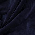 CHRIS Stretchcord Doubleface dunkelblau