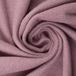 Wollwalk Schurwolle rosa