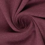HEIKE MELANGE Bündchen 240g/m² violett