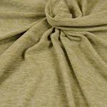TINO leichter Fleece olivgrün meliert