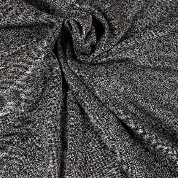 BASTIENNE Romanit-Jersey grau schwarz