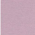 GLAMOURSWEAT Lurexstreifen rosa melange
