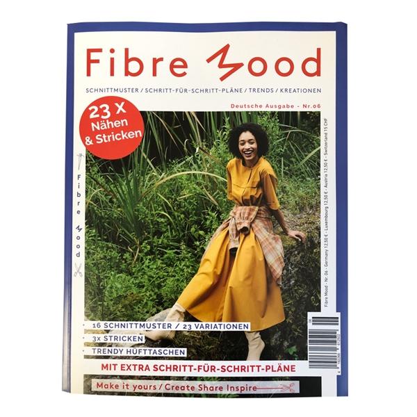 FIBRE MOOD Musterbuch Ausgabe 6