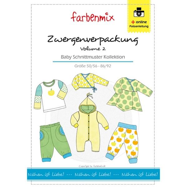 Farbenmix Schnittmu Zwergenverp. Vol. II