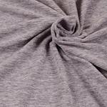TINO leichter Fleece grau meliert