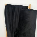 BERNARDINO Alpenfleece schwarz