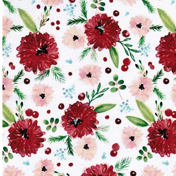 WINTER WOODS Webware Blumen