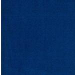 FLEECE Antipilling azurblau meliert