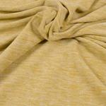 TINO leichter Fleece gelb meliert