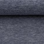 ALFONS Alpenfleece jeansblau meliert