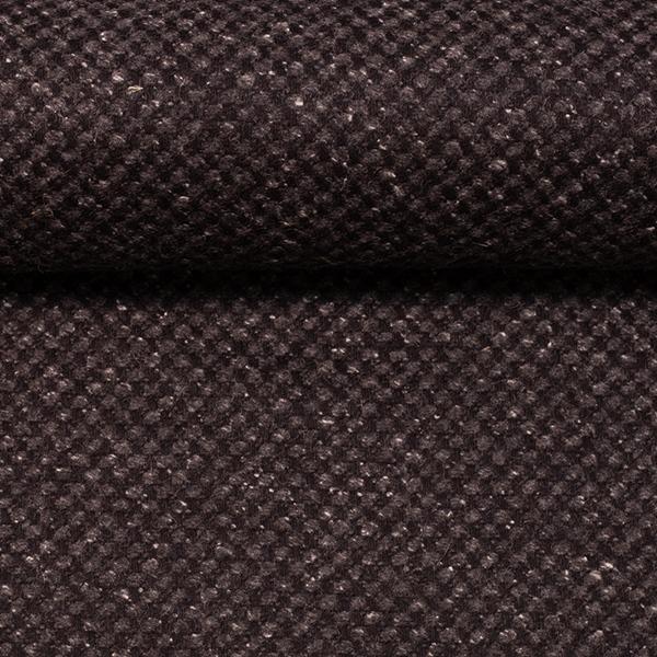 ALBERTO Tweed Minikaro grau schwarz