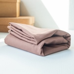 WASHED COTTON TWILL 9 oz dusty rose