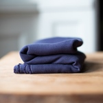 TENCEL JACQUARD blueberry