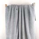 TORA  flauschiger Fleece eisblau